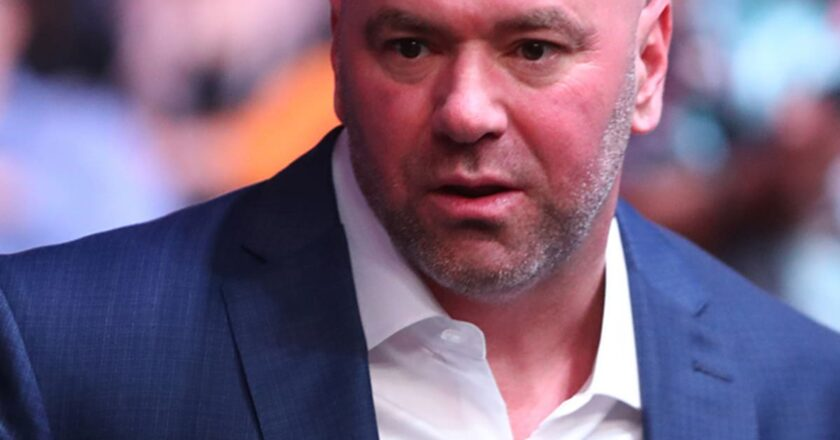Dana White Phone Number, Email, Fan Mail, Address, Biography, Agent, Manager, Publicist, Contact Info